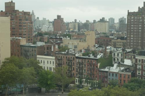 Our view looking southeast from the Ganesvoort