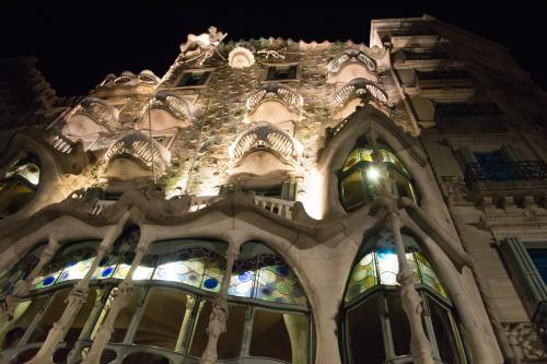 Antoni Gaudi's Casa Batllo