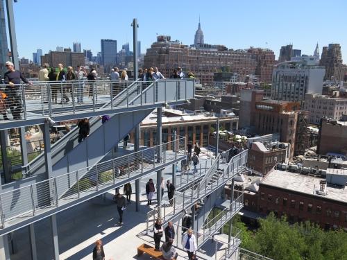 The Whitney's decks