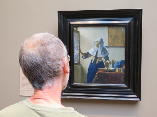 A Vermeer that just kills me